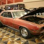 1969 Camaro RS/Z28 Barn Find