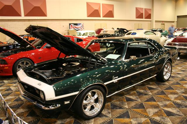 Photo of 2010 Forge Muscle Car Show Video