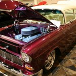 Billy Chandler's 1955 Chevy by Detroit Speed