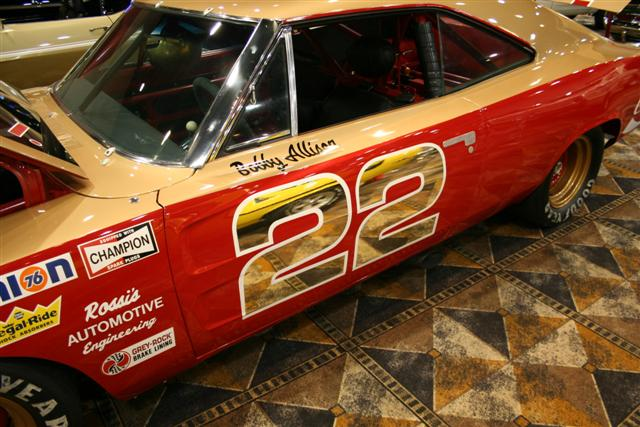 Photo of Bobby Allison 1969 Dodge Daytona Race Car