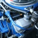 Ford Talladega and Mercury Spoiler Details