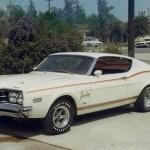 1968 Mercury Cyclone GT 500
