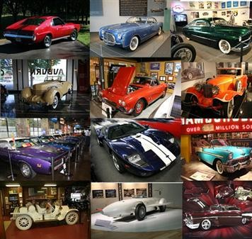 Photo of 2013 Legendary Collector Cars Calendar Now Available
