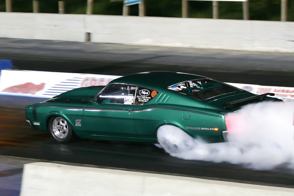 Photo of 1969 Mercury Cyclone Spoiler II Drag Car