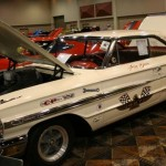 1964 Ford Galaxie Lightweight; Larry Davis