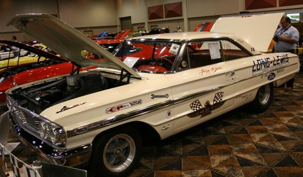 Photo of 1964 Ford Galaxie Lightweight; Larry Davis