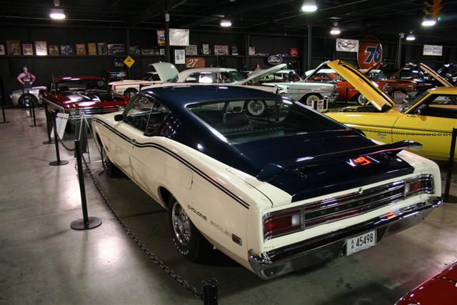 Photo of Mercury Cyclone Spoiler II go to Muscle Car Museum