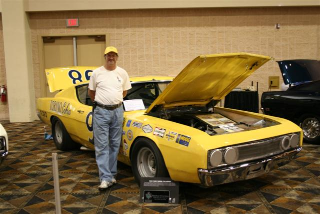 Photo of Ford Talladega Family Reunion 2011; Including Mercury Spoiler & Spoiler II