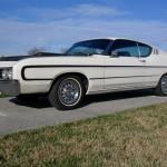 1969 Ford Talladega Prototype; Banjo Matthews Update