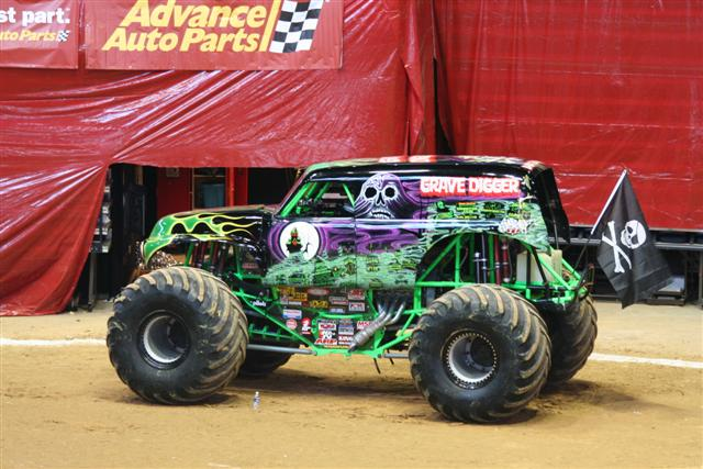 Photo of Monster Jam; Monster Trucks