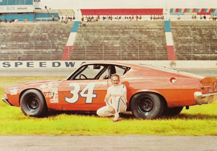 Photo of Wendell Scott Race Car goes to High School; Continued