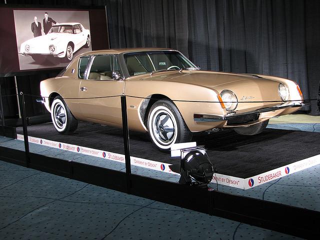 Photo of Introducing the 1963 Studebaker Avanti