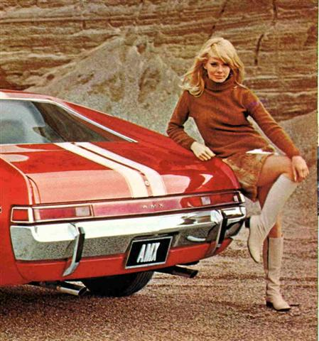 Photo of The AMX Story