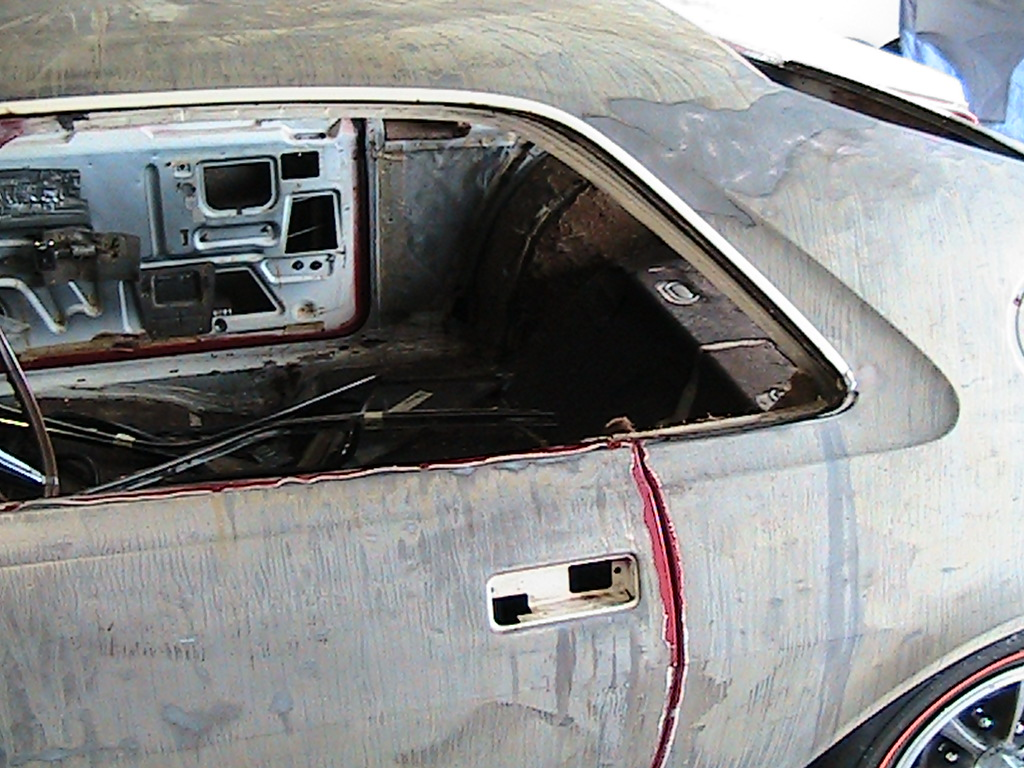 Project Car Update Information On Collecting Cars Legendary 1973 Pontiac Gto All