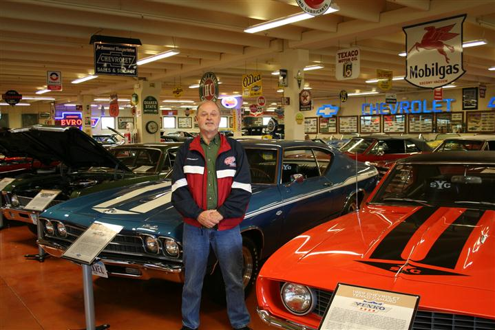 Photo of Dennis Albaugh Collection of Chevrolet Convertibles