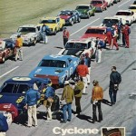 Cyclone Levels Ontario Motor Speedway