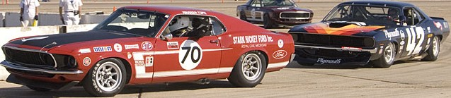 Photo of Trans Am Racing