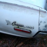 Cougar GT 500 Update