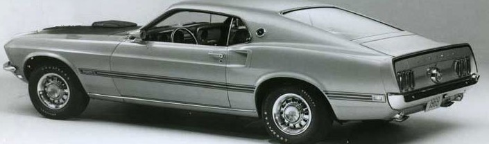 Photo of 1969 Ford Mustang Mach 1 428 CJ Road Test
