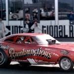 Drag Racing at Bristol Tennessee 1970