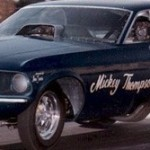 Vintage Drag Races at Bristol, TN
