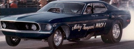 Photo of Vintage Drag Races at Bristol, TN