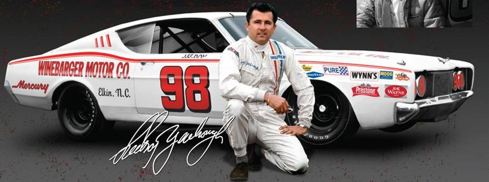 Photo of LeeRoy Yarbrough Mercury Cyclone NASCAR Race Car!!!! SOLD OUT