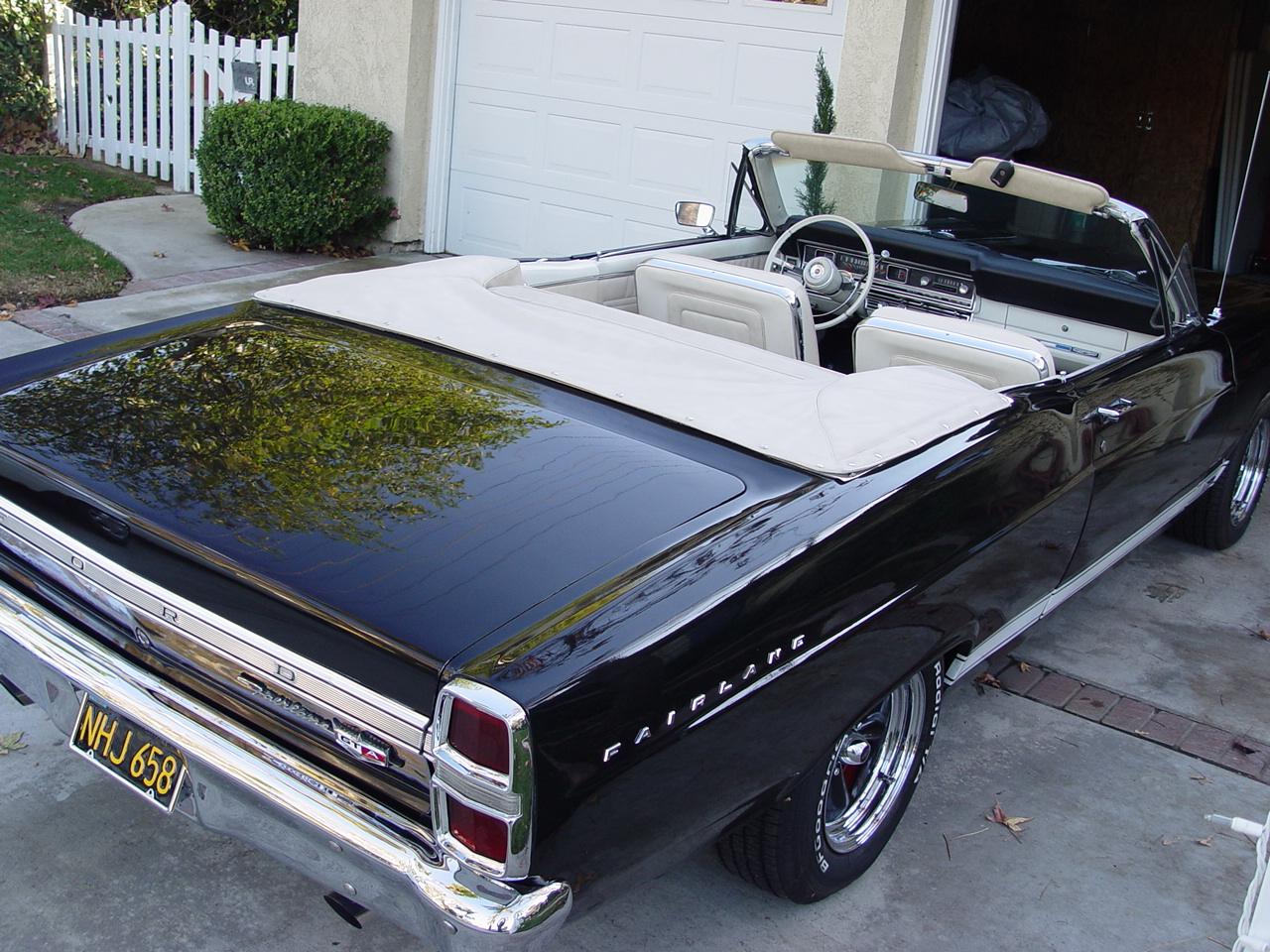 What are your working on? 1967 Ford Fairlane GTA Convertible ...