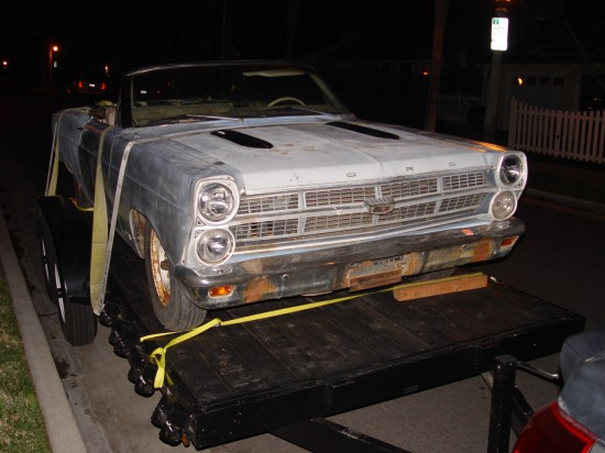 "Overhaulin'"" Lanny's '67 Ford Fairlane GTA (TV Episode 2014) - IMDb"
