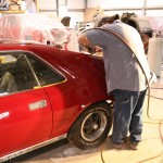 Barn Find Project AMX Update