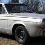 "Project ""Bulls Eye"" 1963 Dodge Dart GT"