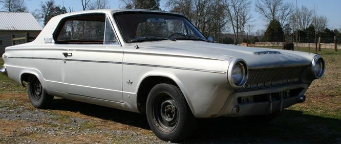 "Photo of Project ""Bulls Eye"" 1963 Dodge Dart GT"