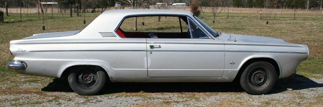 "Photo of Project ""Bulls Eye"" 1963 Dodge Dart GT; Part 2"