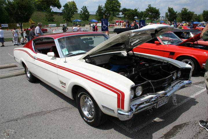 Photo of Riding Shotgun: 1969 Mercury Cyclone Spoiler; Cale Yarborough Special