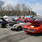 2012 Bristol Speedway Aero Car Show