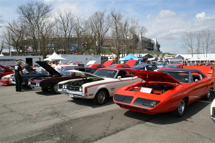 Photo of 2012 Bristol Speedway Aero Car Show