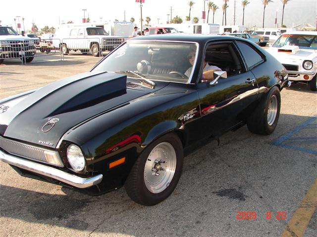Photo of What Are You Working On? 1971 Pinto 8.75 E. T. at 154 MPH