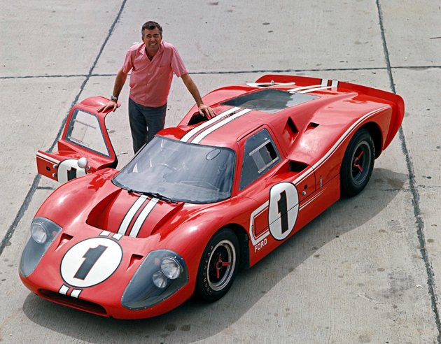 Photo of Carroll Shelby