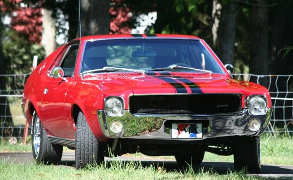 Photo of Legendary Collector Cars TV Episode 8: AMX Barn Find