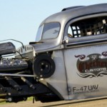 Checkers Rat Rod