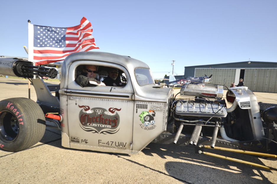 Checkers Rat Rod : Information on collecting cars – Legendary ...