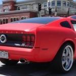 Reversion Mustang