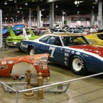 Aero Car Reunion at 2012 Muscle Car and Corvette Nationals