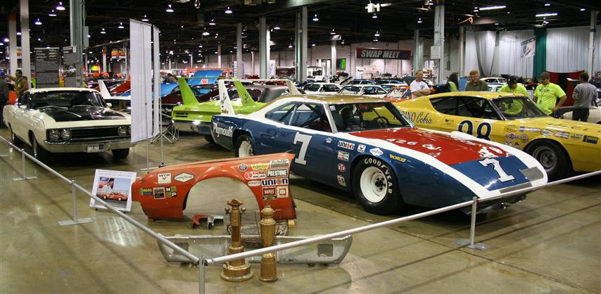 Photo of Aero Car Reunion at 2012 Muscle Car and Corvette Nationals