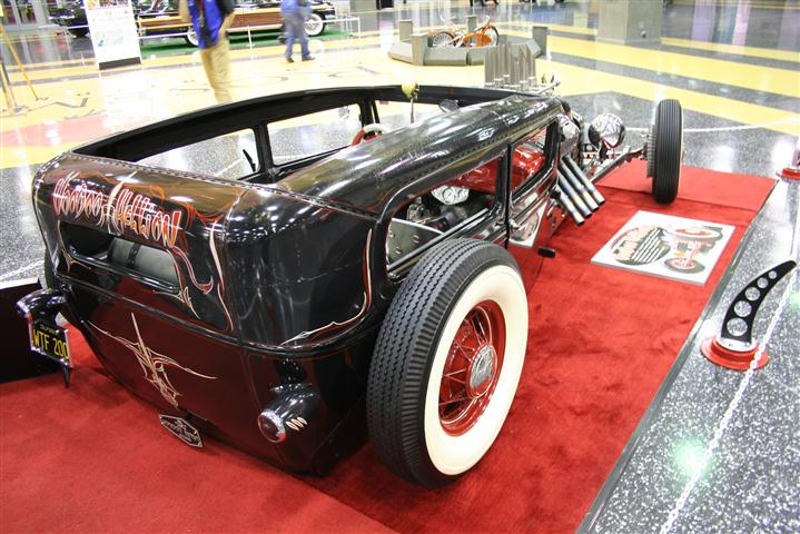 Photo of Voo Doo Hellion Rat Rod
