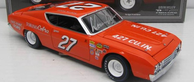 Photo of Donnie Allison's 1969 Ford Talladega SOLD OUT