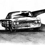 1963 1/2 Mercury Marauder