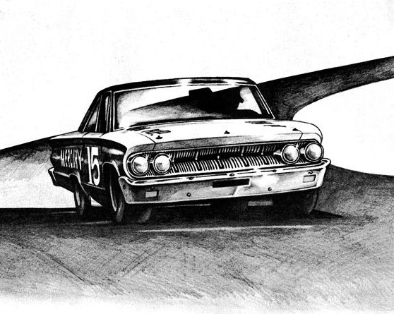 Photo of 1963 1/2 Mercury Marauder