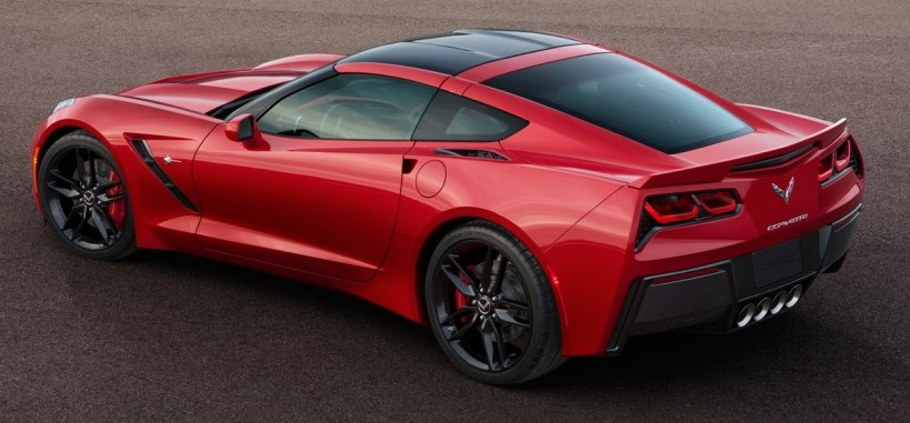 Photo of 2014 Corvette