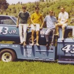 Richard Petty goes Drag Racing